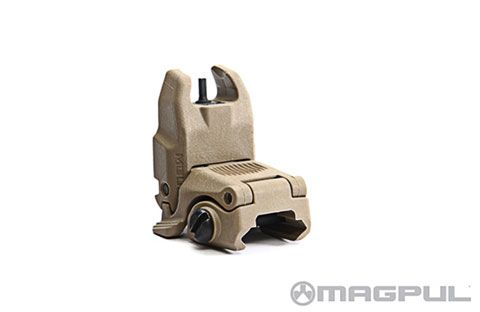 Magpul Gen. 2 MBUS Back-Up Front Sight Dark Earth