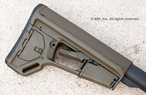 Magpul ACS-L™ Carbine Stock OD Green Mil. Spec