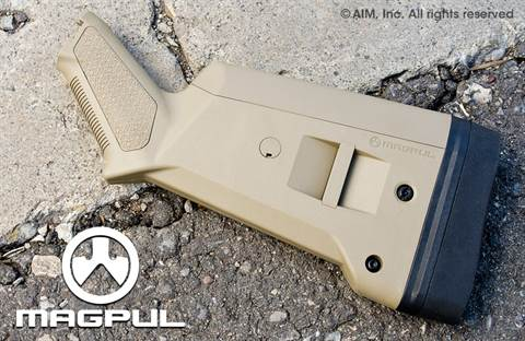 Magpul SGA™ Stock – Mossberg 500/590/590A1 Shotgun Flat Dark Earth (TAN)