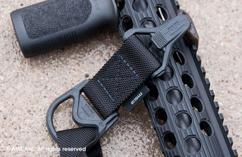 Magpul MS3 Multi-Mission Sling Black