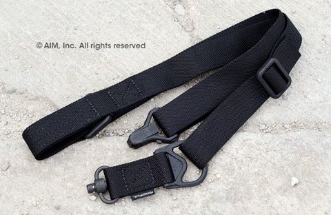 Magpul MS3 Single QD Multi-Mission Sling Black