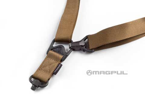 Magpul MS3 Single QD Multi-Mission Sling Coyote Brown