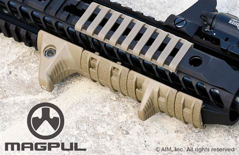 Magpul XTM Hand Stop Kit Flat Dark Earth (Tan)