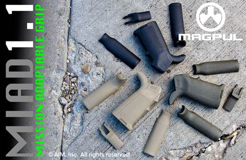 Magpul MIAD Gen 1.1 Mission Adaptable Grip