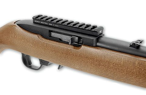 Midwest Industries Ruger 10/22 Optics Rail