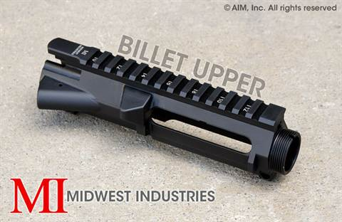 Midwest AR Billet Upper Receiver