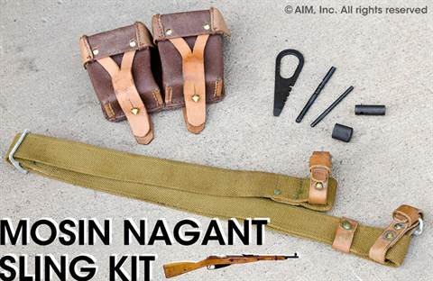 Surplus Russian Mosin Nagant Sling Kits