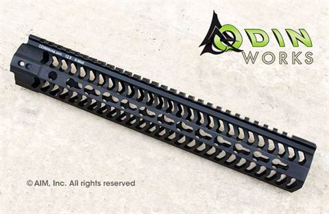 "ODIN Works 12.5"" KMod Keymod Hand Guard"