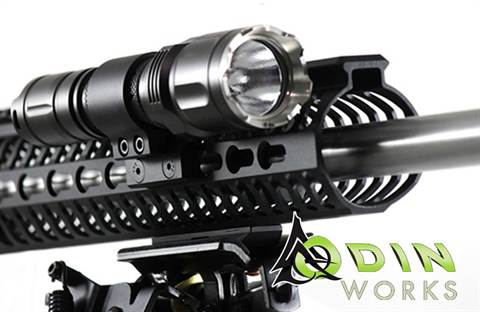 "ODIN Works FLM 1"" Flashlight Mount"