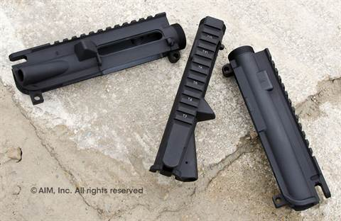 A3 Forged Upper Receiver