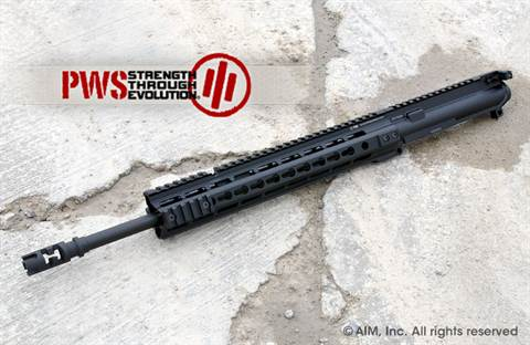 PWS MK116 MOD1 .223/5.56 Piston Driven Upper Receiver Group
