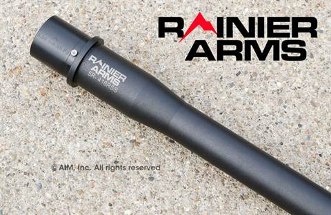 Rainier Arms Select 5.56/.223 MEDCON Barrels