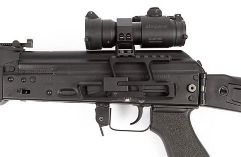 RS AK-300 AK Optic Side Mounting System