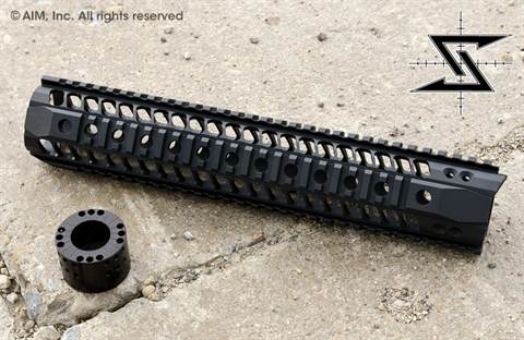 Seekins Precision BAR Quad Railed Handguards