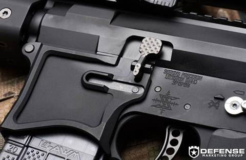 Seekins Precision Lower Receiver Parts