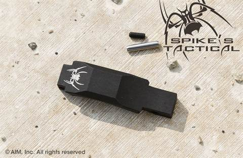 Spike's Tactical Billet Trigger Guard Gen II