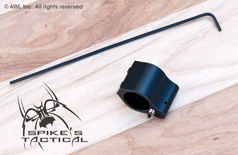 "Spike's Tactical Enhanced Adjustable Micro .750"" Gas Block"
