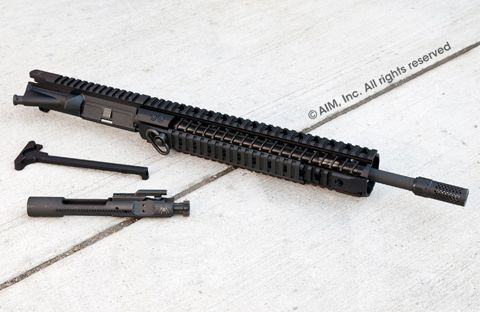 "Spikes Tactical 14.5"" Lightweight 5.56/.223 DynaComp BAR-12 Upper Receiver"