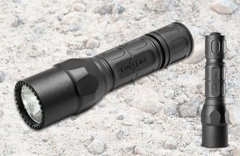SUREFIRE G2X PRO LED Light Black