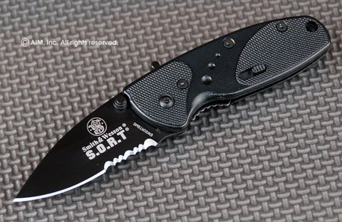 Smith & Wesson S.O.R.T. Folding Mini Knife