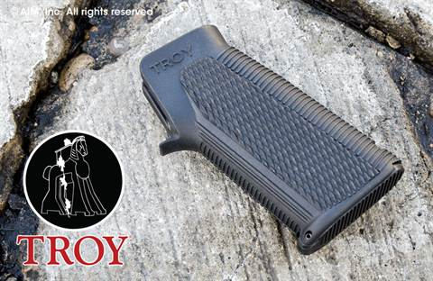 Troy Industries Control Grip Black