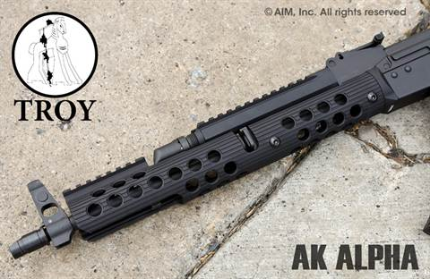 Troy Industries AK Lower Long Handguard