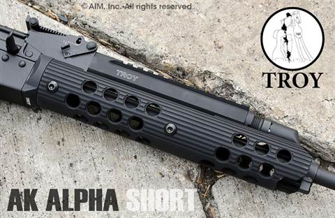 Troy Industries AK Lower Handguard