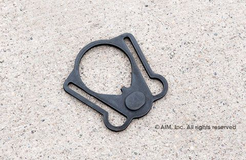 UTG Dual Ambi Sling Attachment End Plate