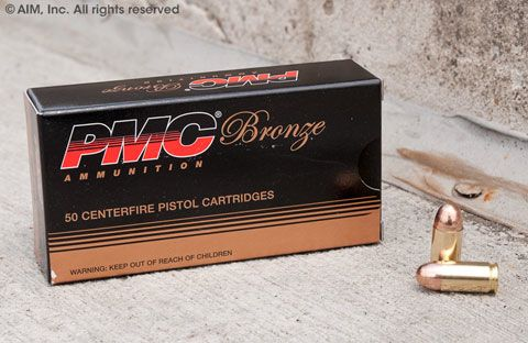 PMC .380 FMJ 90grn 50rd box
