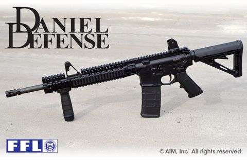 Daniel Defense M4 V1 .223/5.56 Rifle