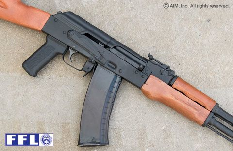 Lancaster Arms  AK-74 5.45x39 Rifle