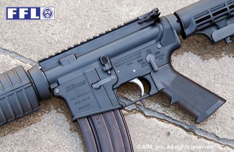 R Guns M4 5.56/.223 Rifle