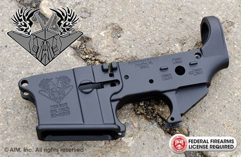 Special Ops Tactical Multi Cal AR Lower Reciever