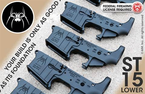 Spike's Tactical Multi. Cal. AR Lower Receivers