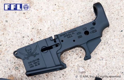 Spike's Tactical Multi. Cal. Calico Jack AR Receiver