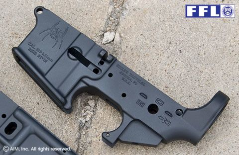 Spike's Tactical AR15 Lower Receiver