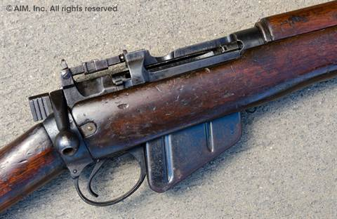 1944 ROF Enfield No. 5 MK 1 .303 Brit Jungle Carbine
