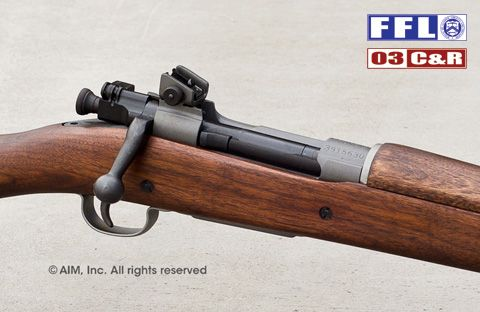 US Springfield M1903-A3 30.06 Rifle