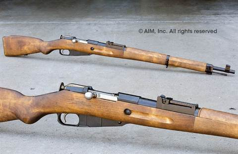 "Finnish WWII ""B"" Bbl Model 1939 7.62x54R Mosin Nagant Rifles"