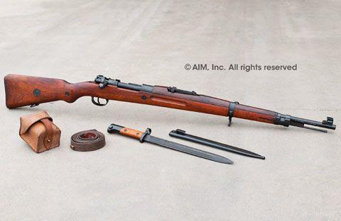 Czechoslovakian vz. 24 8mm Mauser Rifle
