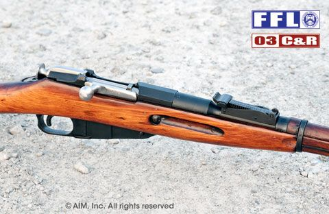 HEX Russian 1891/30 7.62x54R Mosin Nagant Rifle