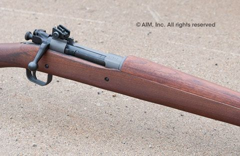Springfield 1903 A3 30.06cal Rifle w/ Straight Stock