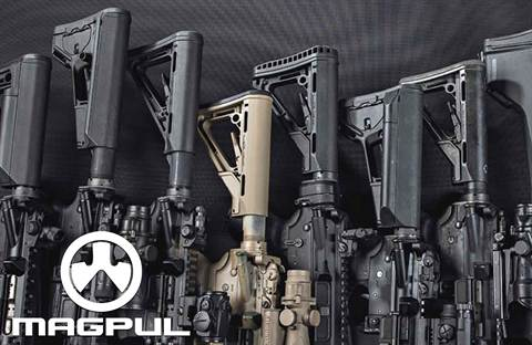 Magpul Stocks and Accessories