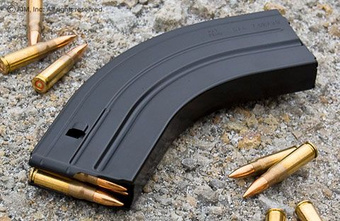 C Products AR15 28rd 7.62x39 Magazine