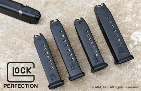 10RD Glock Model 19 9mm Magazine Factory New