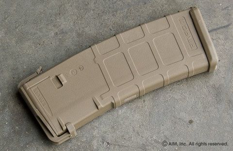 Magpul 30rd .223 AR15/M16 PMAG Magazine Dark Earth (Tan)