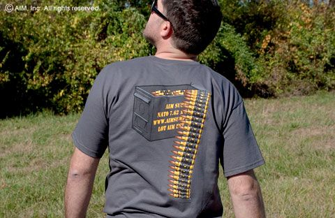 3X-Large Ammo Tee Shirt