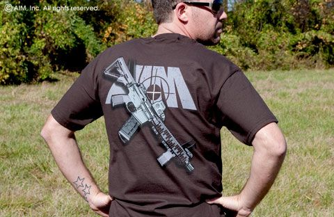 Medium Gun Tee Shirt