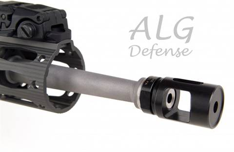 ALG SCB Single Chamber Muzzle Break