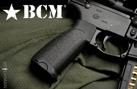 BCM GUNFIGHTER GRIP